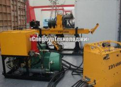 Буровой станок для подземных работ CORTECH ZDY4000