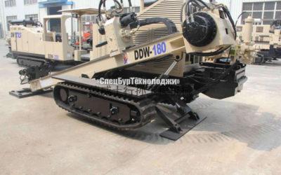 Установка горизонтально-направленного бурения (ГНБ) DW/TXS DDW-180
