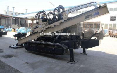 Установка горизонтально-направленного бурения (ГНБ) DW/TXS DDW-400