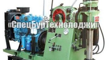 Роторный станок для колонкового бурения HUANGHAI HXY-5A