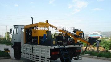 Гидравлический станок для колонкового бурения HUANGHAI HYDX-2