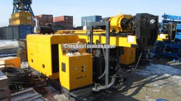Гидравлический станок для колонкового бурения HUANGHAI HYDX-4