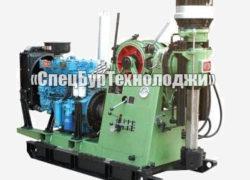 Роторный станок для колонкового бурения HUANGHAI XY-2