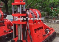 Роторный станок для колонкового бурения HUANGHAI XY-4