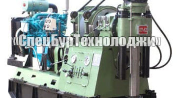 Роторный станок для колонкового бурения HUANGHAI XY-42A