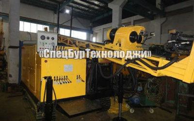 Гидравлический станок для колонкового бурения JINFAN YDX-300