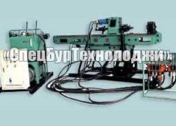 Буровой станок с анкерным креплением JINFAN YG-70