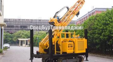 Установка для бурения водяных скважин JINFAN YSL-200