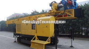 Установка для бурения водяных скважин JINFAN YSL-300