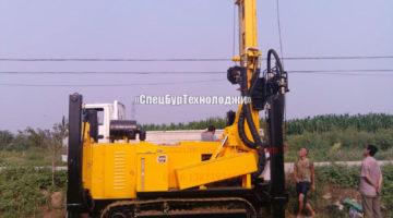 Установка для бурения водяных скважин JINKE JKS400B