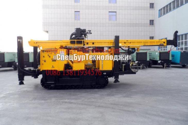 Установка для бурения водяных скважин JINKE JKS600B