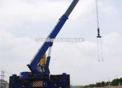 Гидравлическая сваевдавливающая установка (копер) JOVE JVY900A-JVY1200H