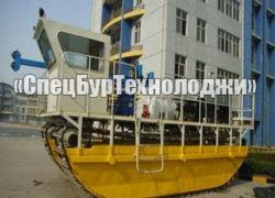 Буровая установка для бурения на воде JULI YDX