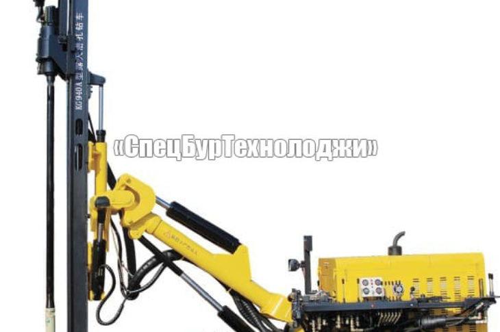 Установка для буровзрывных работ KAISHAN KG940A