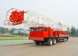 Установка для нефтяных и газовых скважин RONGLI ZJ10