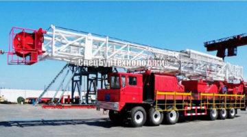 Установка для нефтяных и газовых скважин RONGLI ZJ20
