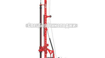 Гидравлическая роторная буровая установка SANY SR235C10