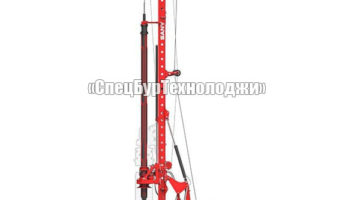 Гидравлическая роторная буровая установка SANY SR285RW10