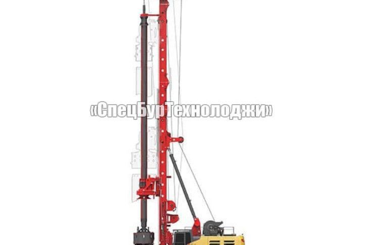 Гидравлическая роторная буровая установка SANY SR365RC10