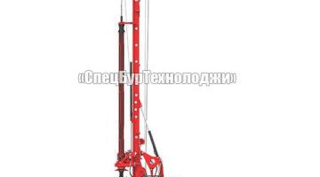 Буровая установка CFA для буронабивных свай SANY SR205C10