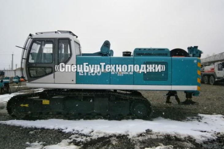 Гидравлическая сваебойная установка (копер) STARKE LH50