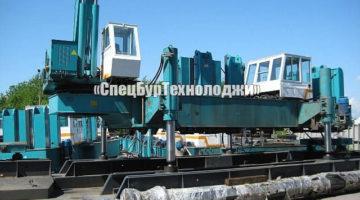 Гидравлическая сваевдавливающая установка (копер) SUNWARD ZYJ320-ZYJ600