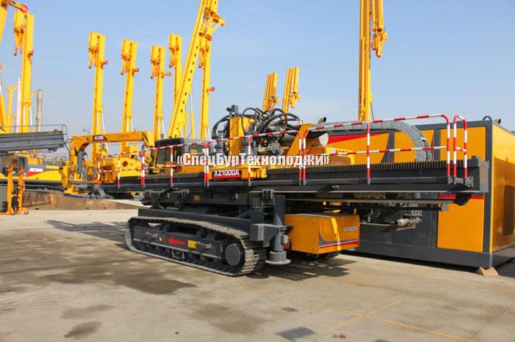 Установка горизонтально-направленного бурения (ГНБ) XCMG XZ1000