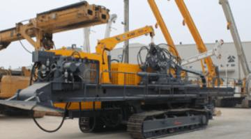 Установка горизонтально-направленного бурения (ГНБ) XCMG XZ1500