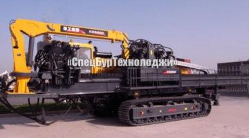 Установка горизонтально-направленного бурения (ГНБ) XCMG XZ3000
