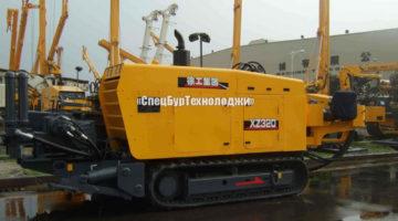 Установка горизонтально-направленного бурения (ГНБ) XCMG XZ320D