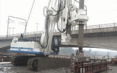 Гидравлическая роторная буровая установка YUTONG YTR200C